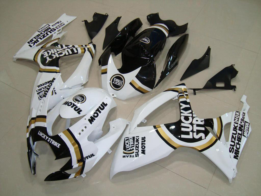 ABS Motorbike GSXR600 fairing kit store USA