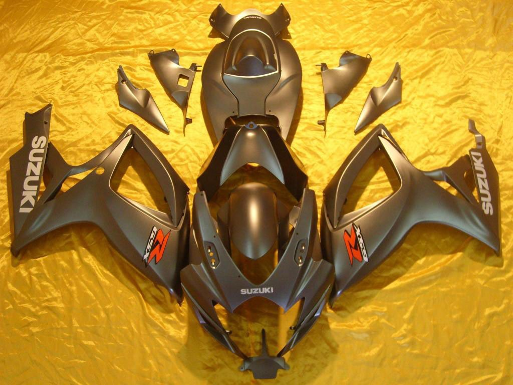 After market GSXR 600 fairing for SUZUKI 06-07