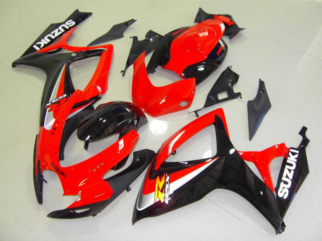 Newzealand SUZUKI Fairing kit for GSXR600 on sale