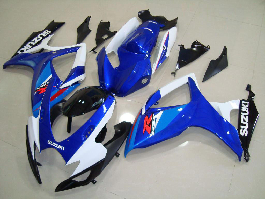 Australia SUZUKI fairing kit for GSXR 600