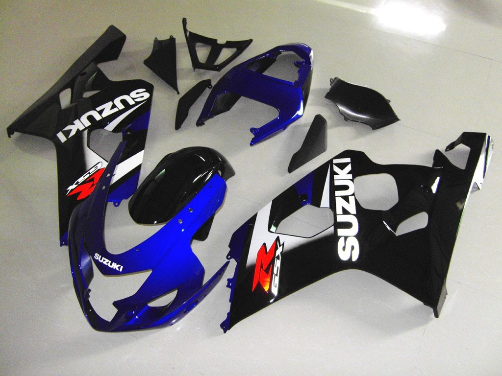 UK Suzuki fairing GSXR600 04-05