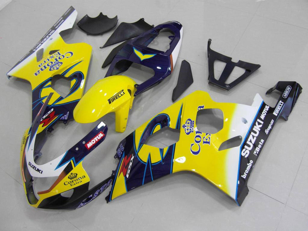 OEM gsxr 600/750 fairing Kit for SUZUKI