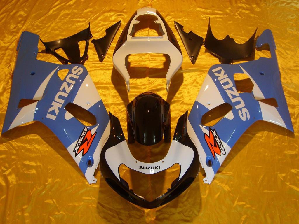 Best 2001 gsxr 600 fairing on sale