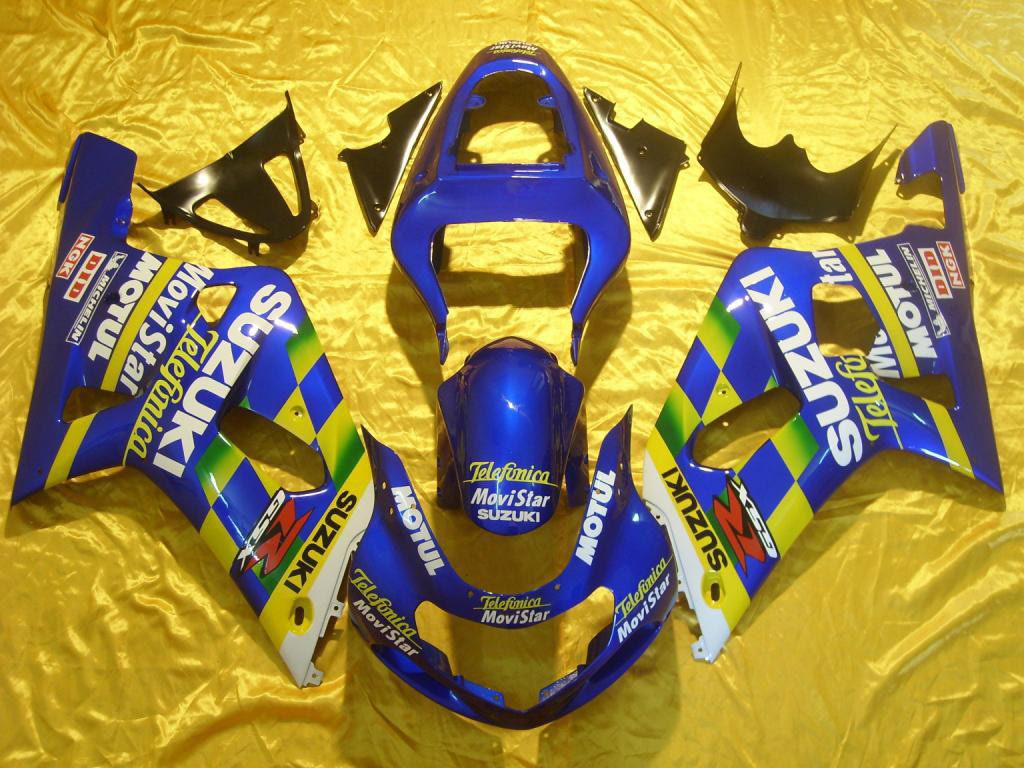 USA Discount 2002 gsxr 750 fairing