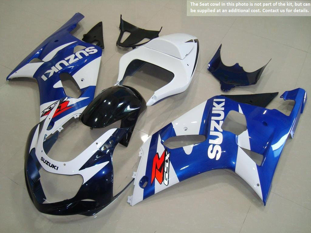 United States 2001 gsxr 750 fairing ABS
