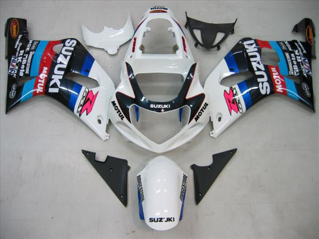 High quality suzuki GSXR 750 fairing kit ON SALE