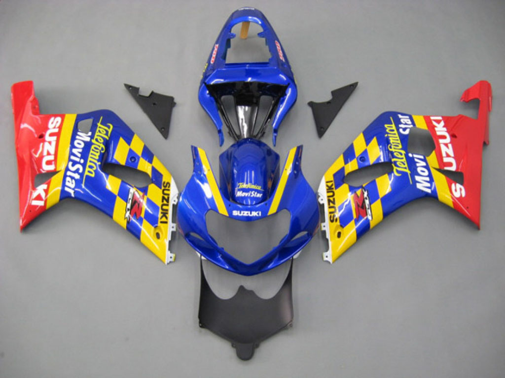 2002 gsxr 750 fairings KIT FOR SALE