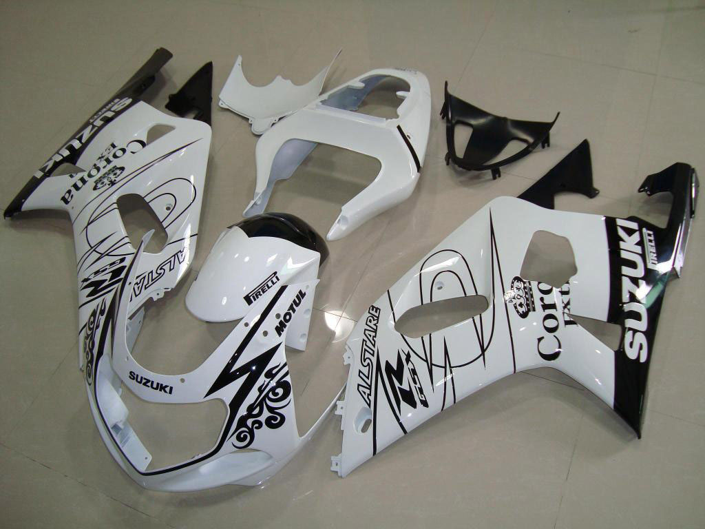 Aftermarket gsxr 750 fairings online store