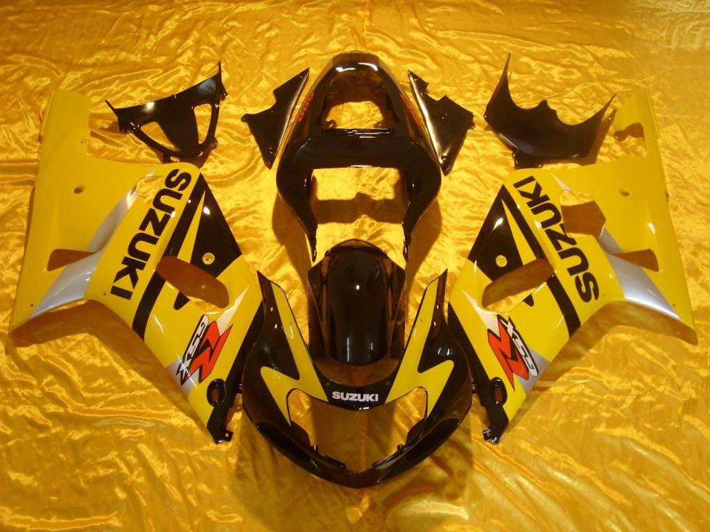 Japan ABS Gsxr 750 fairing kit for SUZUKI