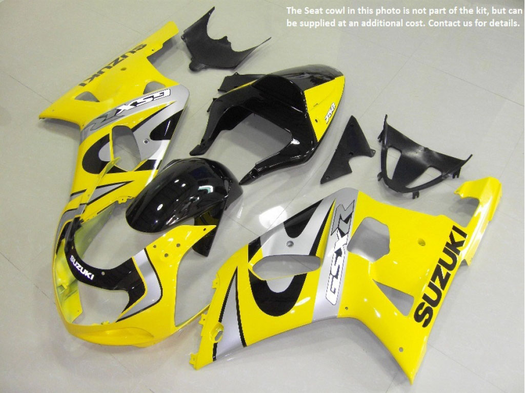 ABS Gsxr 750 race fairings ON SALE