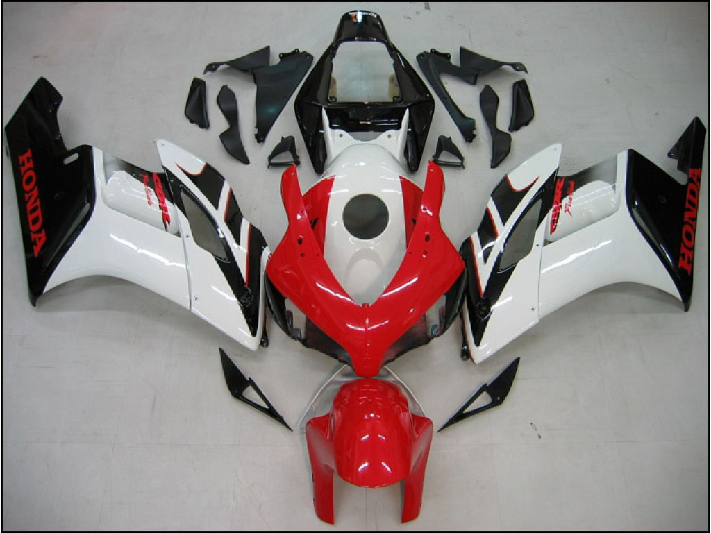 Canada custom Honda motorcycle fairings