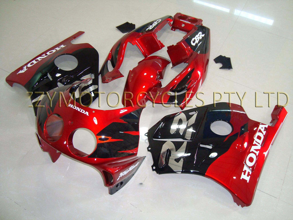 High quality aftermarket fairings for Honda CBR250RR
