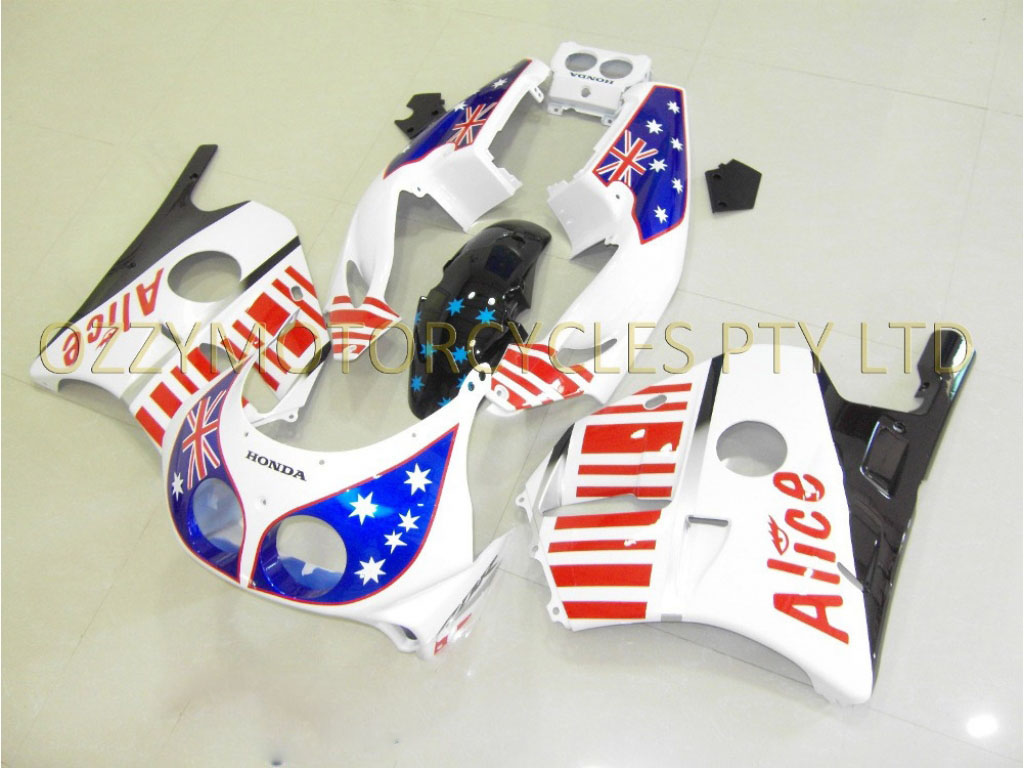 Honda CBR250RR MC22 fairings kit tennessee