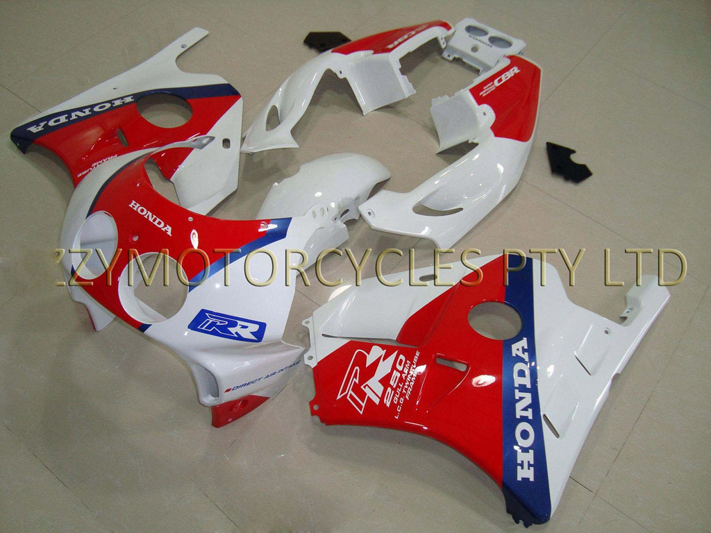 USA custom Honda ABS motorcycle fairing kits CBR250RR