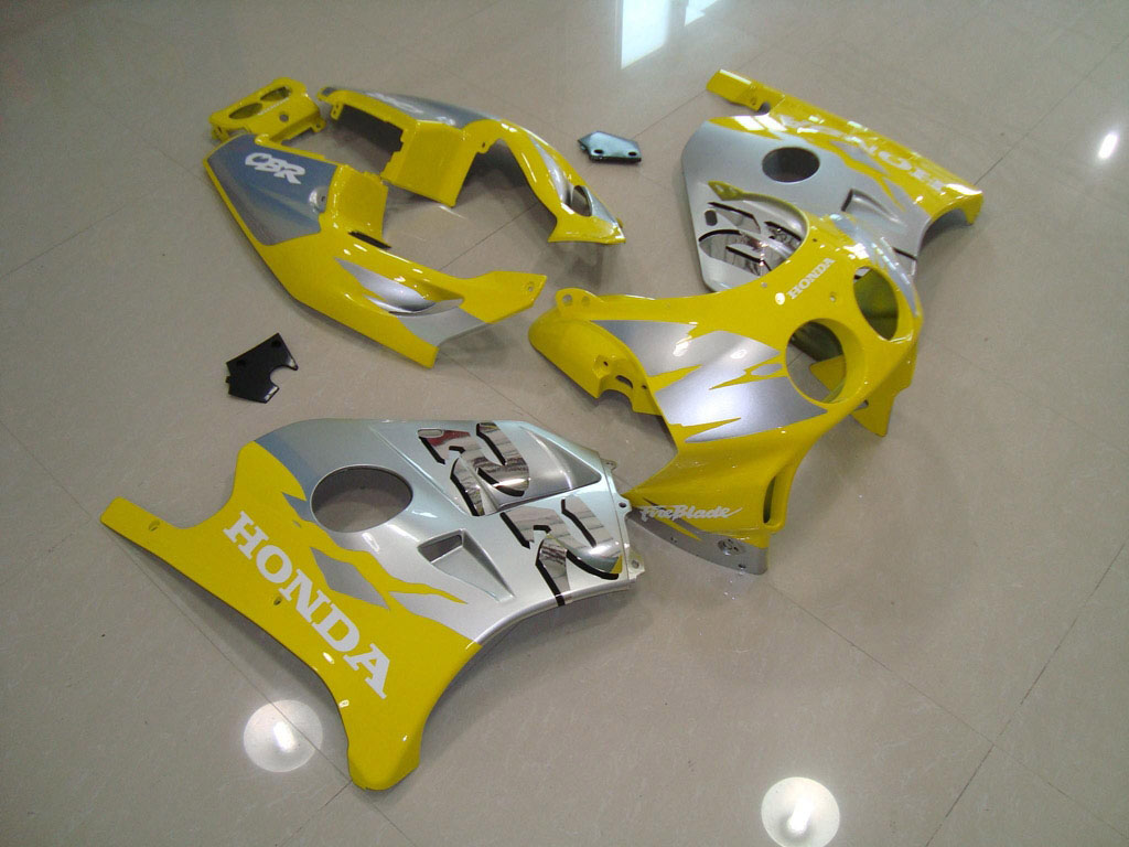 Vintage Honda motorcycle fairings 1995