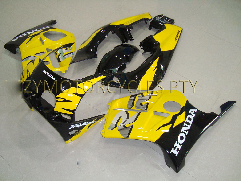 Honda(CBR250RR MC19 88-89) Complete Fairing Set