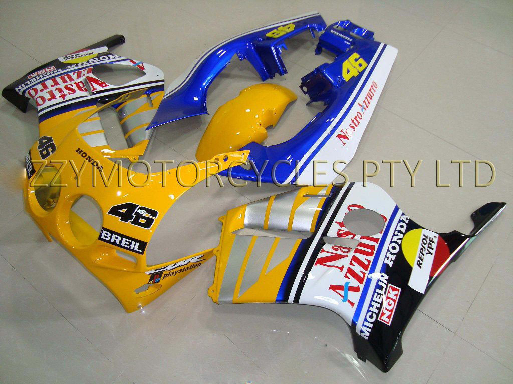 UK custom Honda ABS motorcycle fairing kits