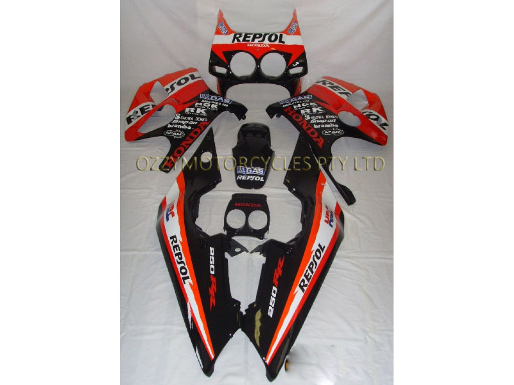UK Honda aftermarket fairings CBR250RR MC19 OEM