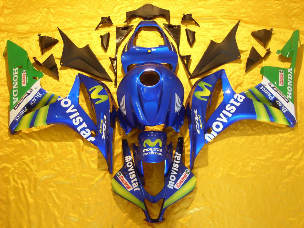 2007 Honda CBR600 RR fairings