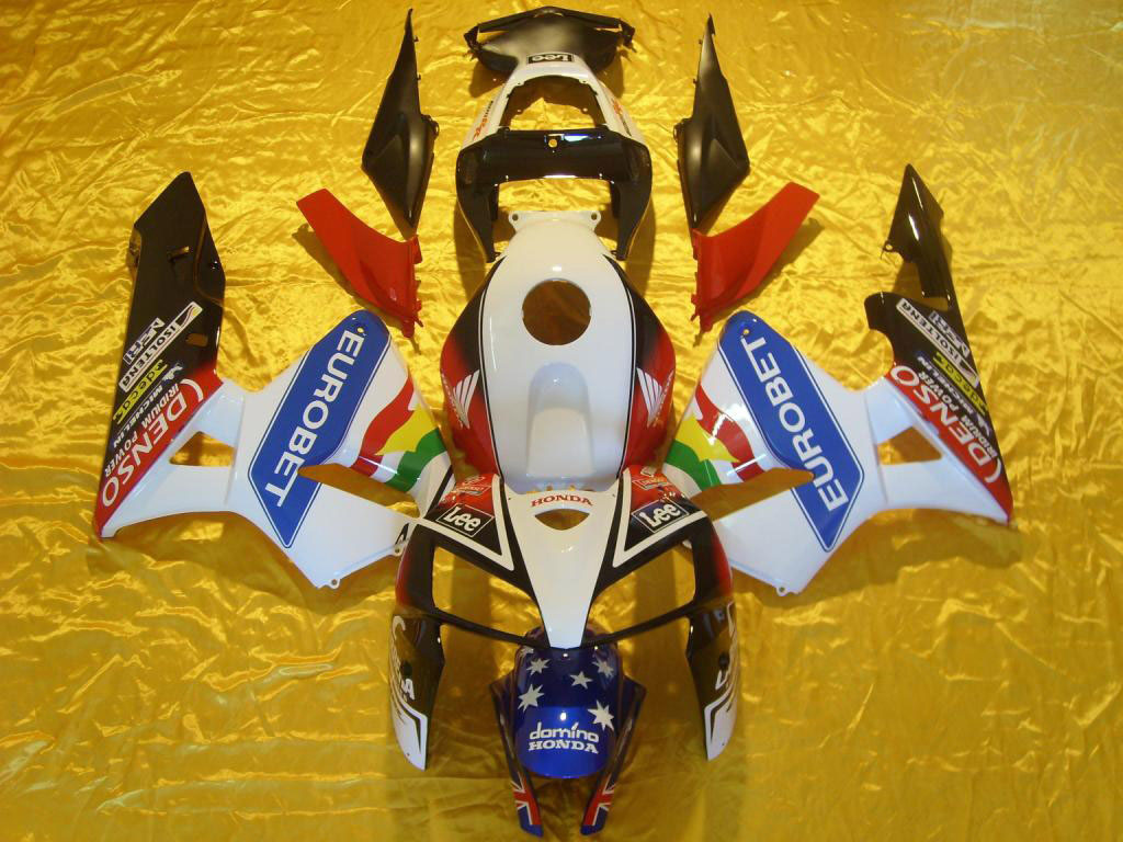 High quality aftermarket fairings for CBR600 RR 05-06 made in us