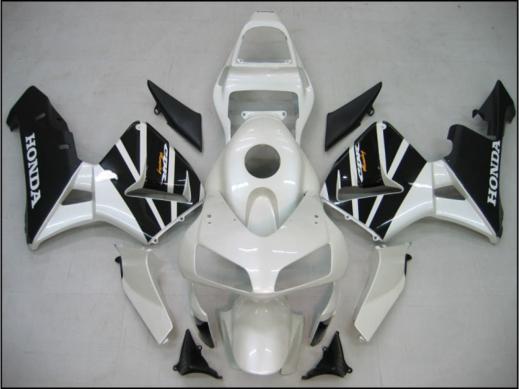 USA custom Honda motorcycle fairings