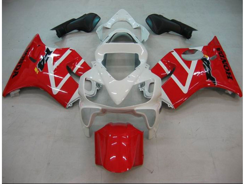 Custom Honda motocycle fairing CBR600 F4i 01-03