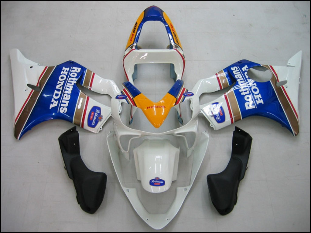 Honda CBR600 F4i 01-03 fairings on sales
