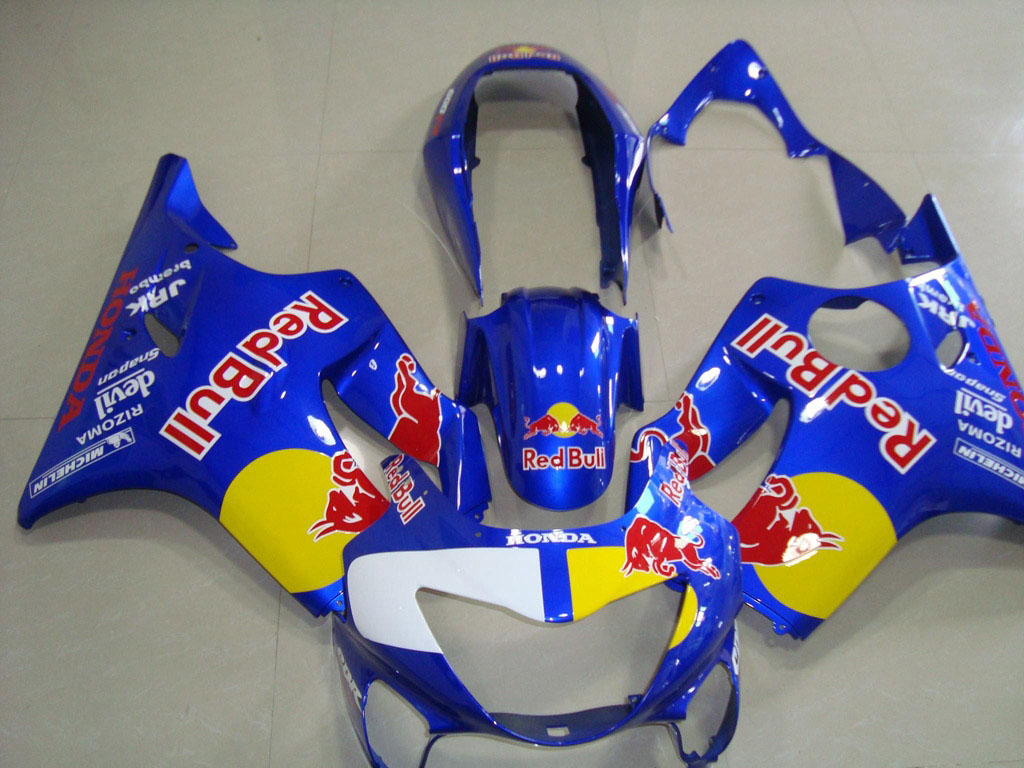 Australia custom Honda ABS motorcycle fairing kits CBR600 F4 99-