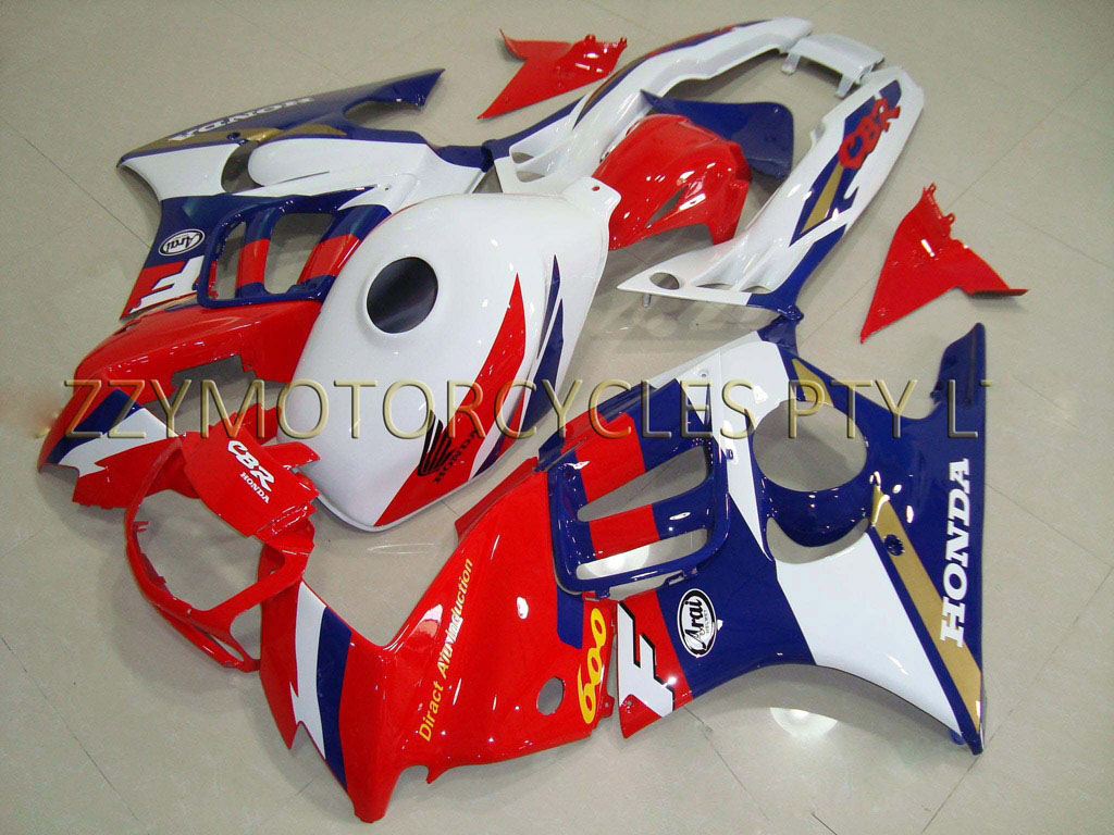 USA custom Honda(CBR600 F3 95-96) Complete Fairing Set