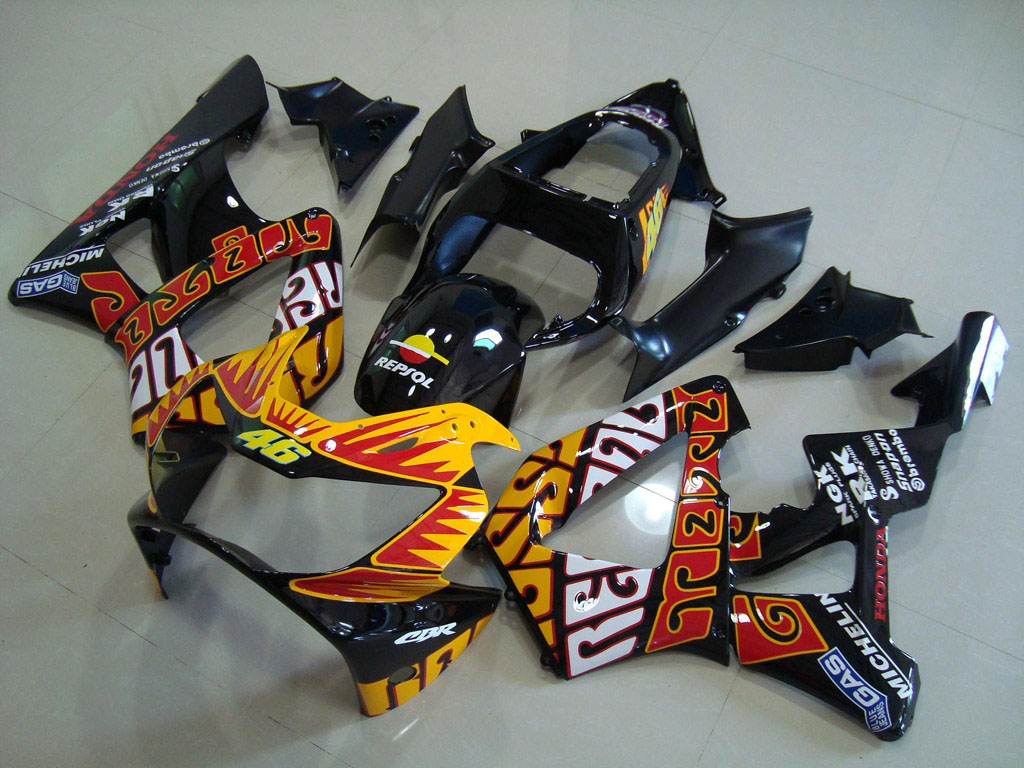 Aftermarket fairings for Honda CBR900RR 00-01