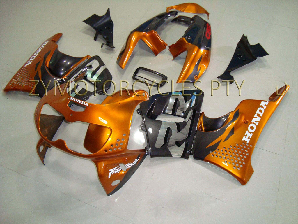 USA custom Honda ABS motorcycle fairing kits CBR900RR 94-97