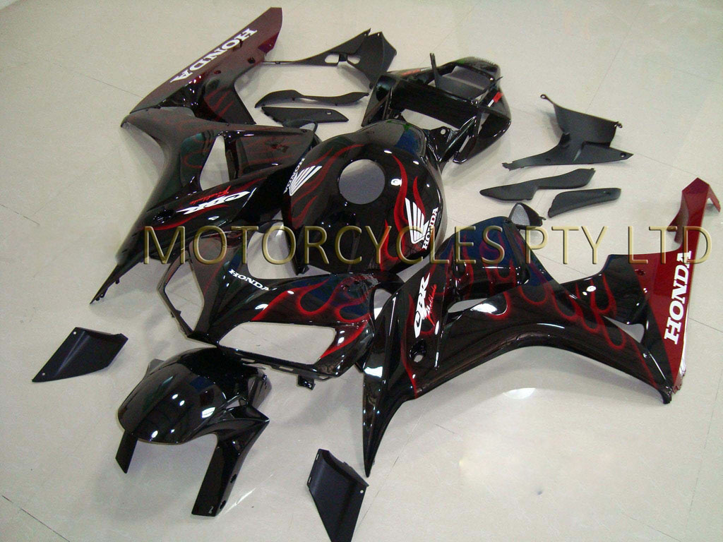 Honda ABS motorcycle fairing 06-07