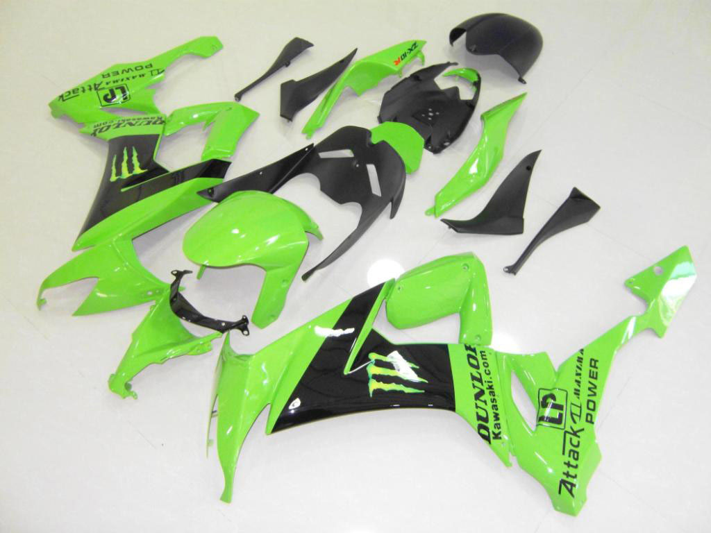 GRENN Lower Motorbike fairings for ZX10R