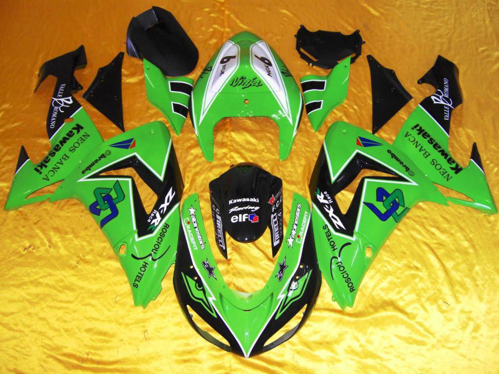 Fairings For 2006-2007 Kawasaki ZX10R