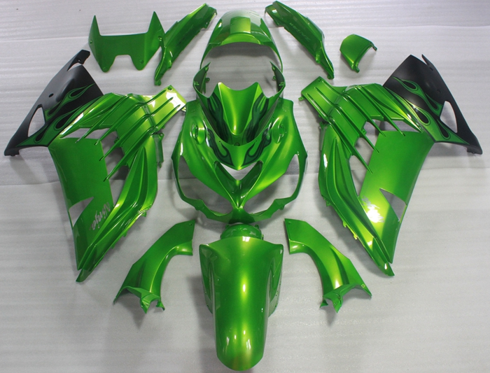 2012-2013 KAWASAKI NINJA ZX14R FAIRINGS KIT