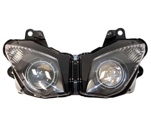09-13 Ninja ZX6R Headlight