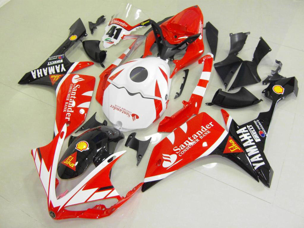 Netherlands 2007 ABS Yamaha R1 fairing for motorcyle