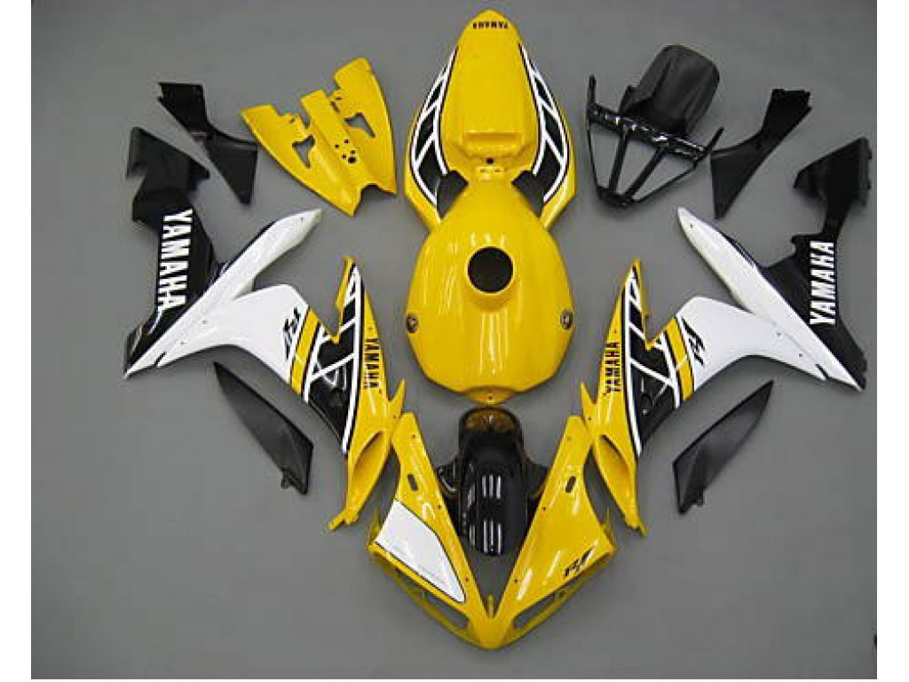 High Quality ABS YAMAHA R1 fairings on sale