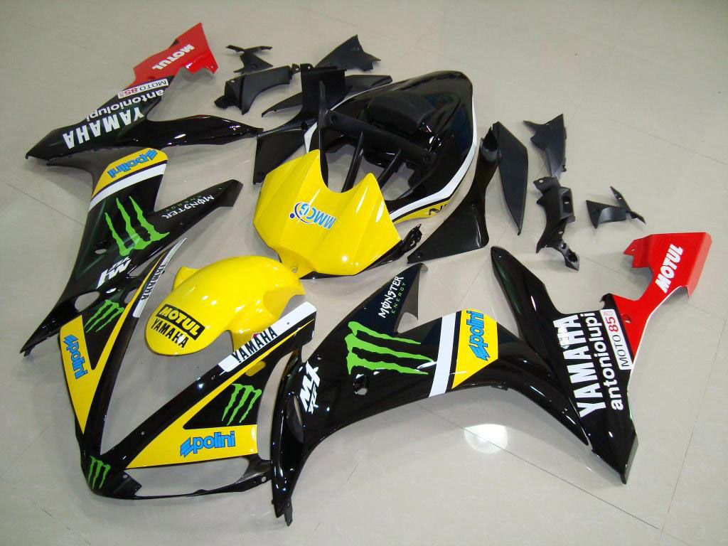 USA Wholesale ABS YAMAHA R1 fairings