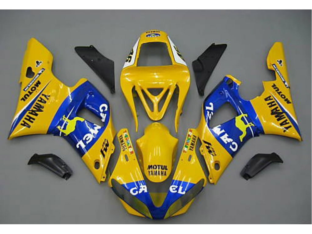 Customized motorcycles Yamaha R1 fairing on sale