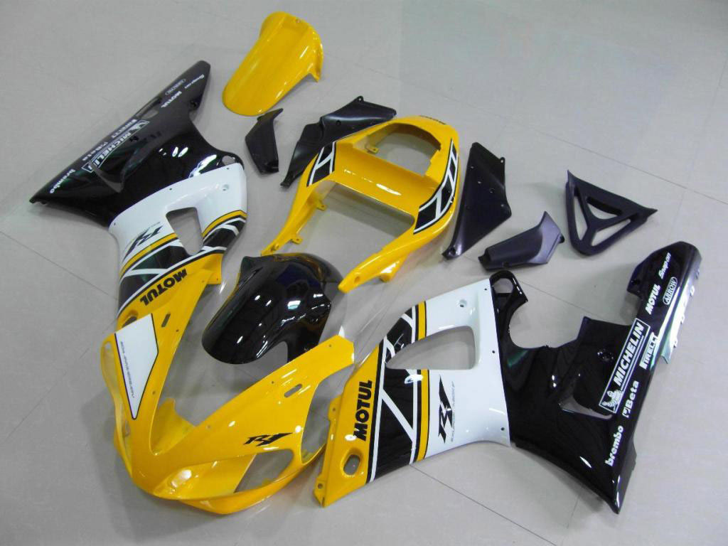 Inexpensive ABS aftermarket Yamaha R1 fairing
