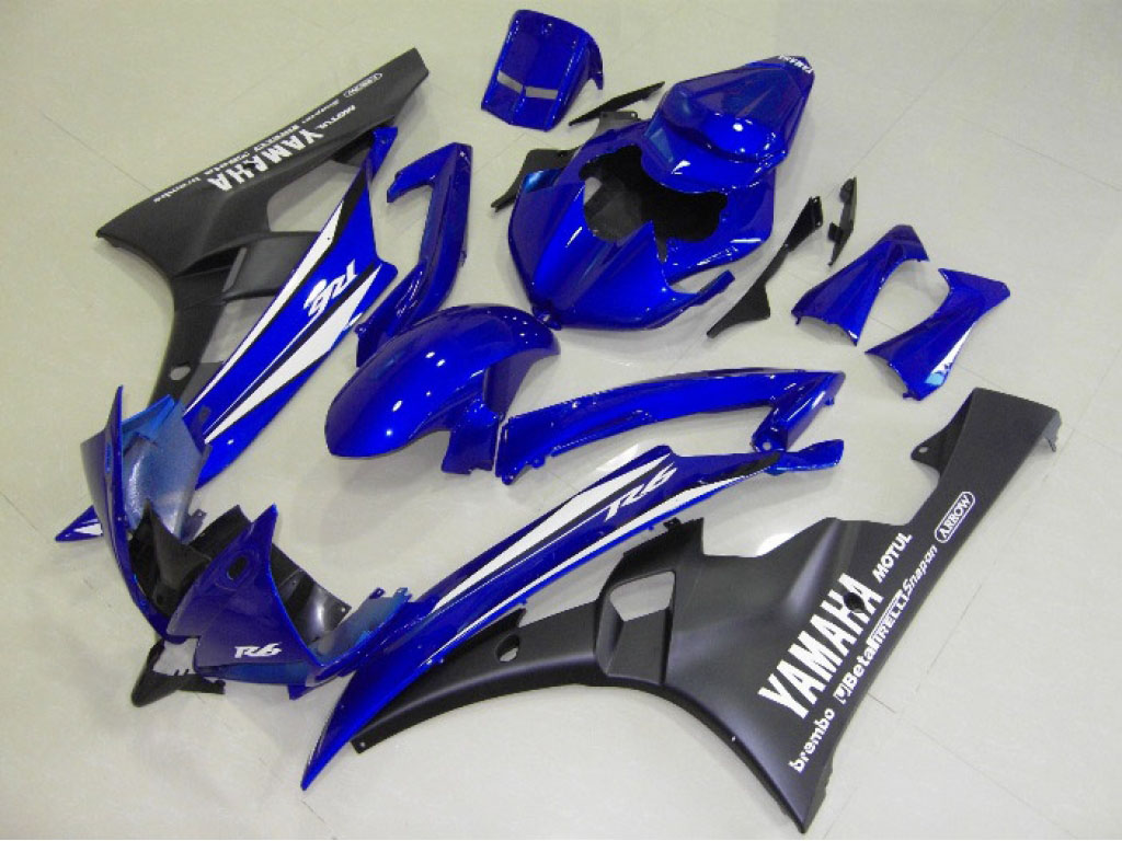 USA motorcycle Yamaha R6 fairing OEM