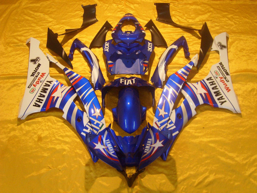 Customize abs sportbike Yamaha R6 fairing in United States