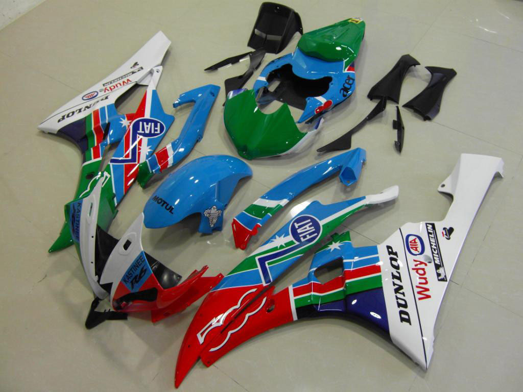 ABS Yamaha R6 fairing for motorbike