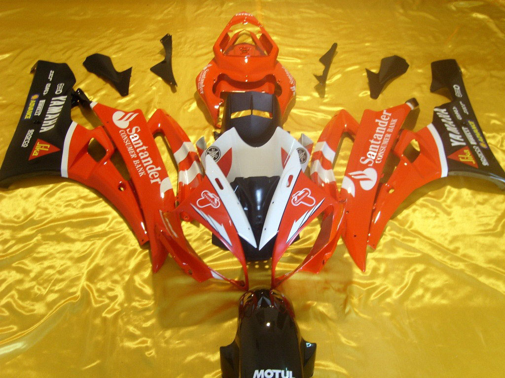 Cool Yamaha R6 fairing on sale