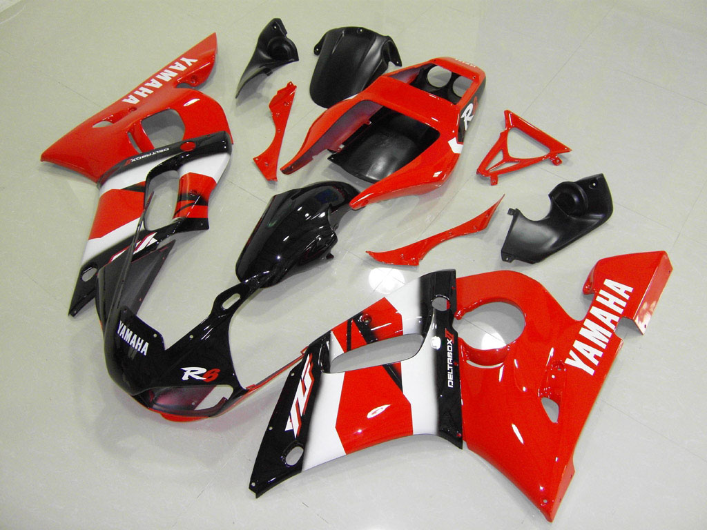 Factory selling for Yamaha yzf R6 fairings