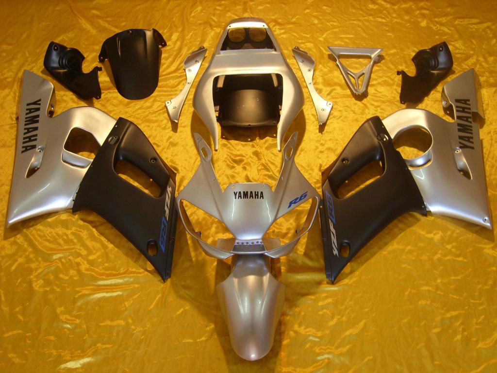 Yamaha R6 Fairing Kits 99-02 on sale UK