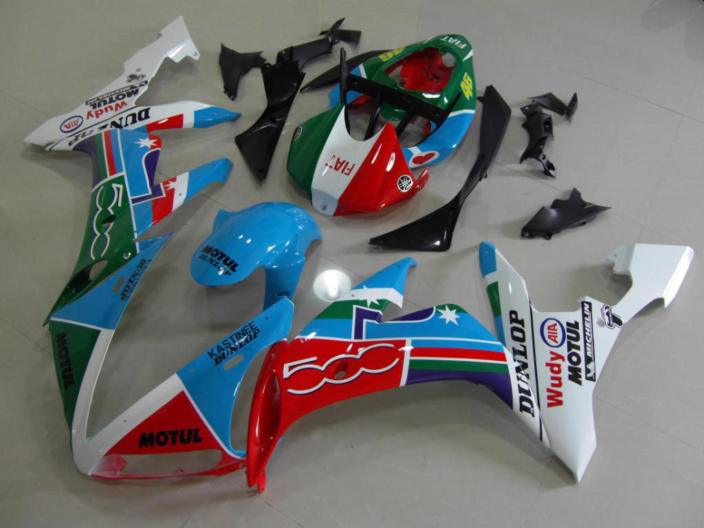 ABS YZF-R1 aftermarket fairing