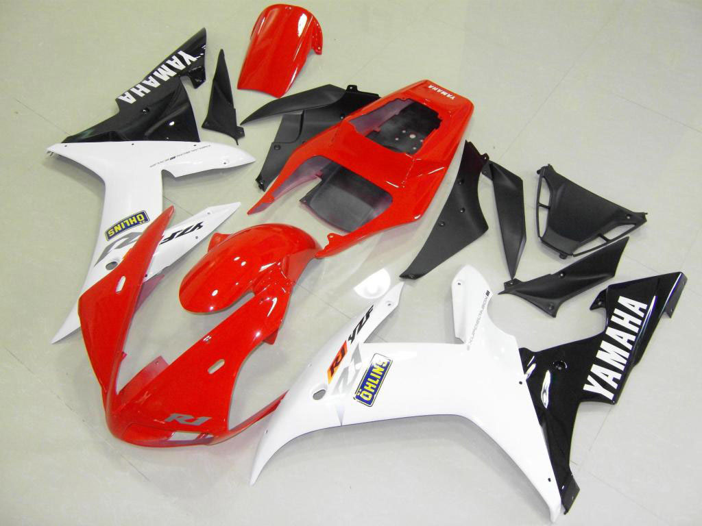 Lower YZF-R1 motorcycles fairing