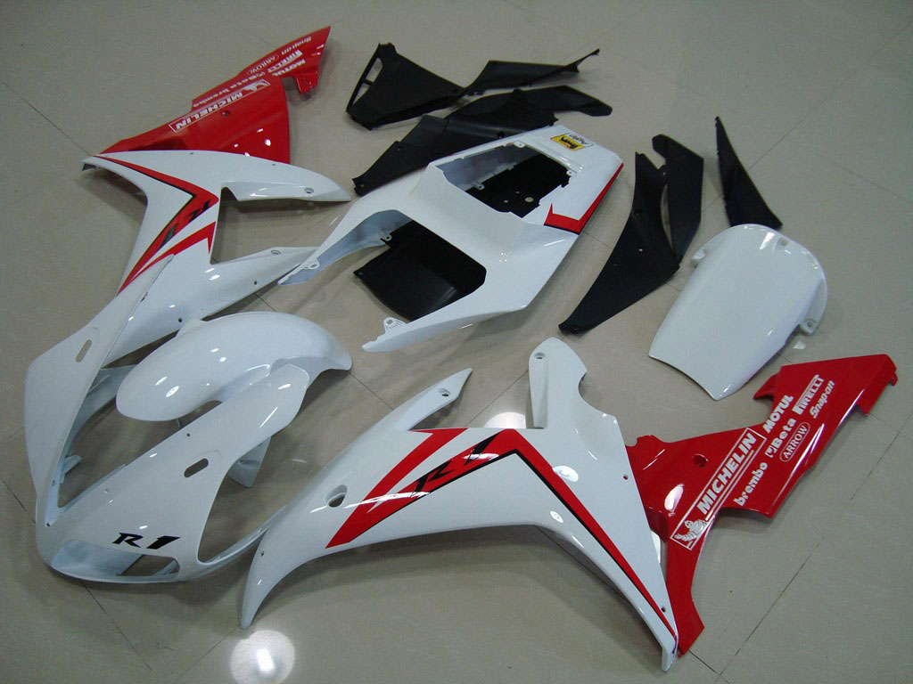 Lower YZF-R1 motorbike fairing